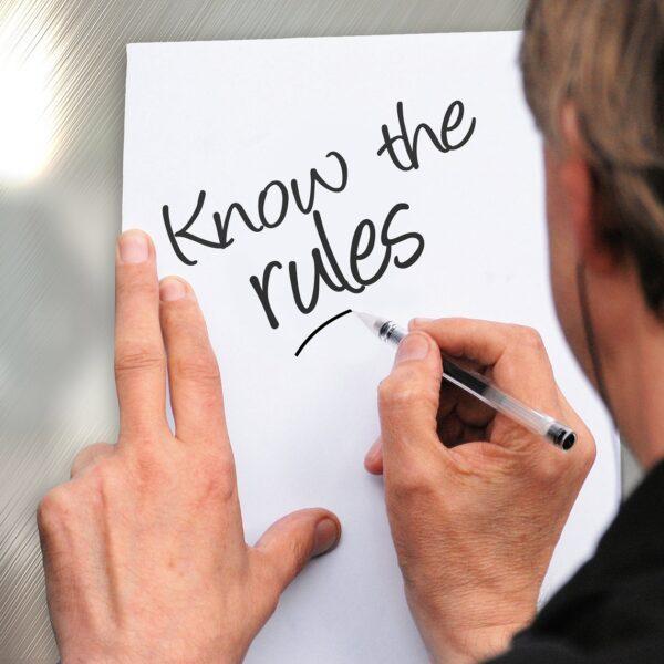 Trivsel- och ordningsregler för BRF Äril